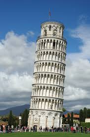 7 jan - Tower of pisa