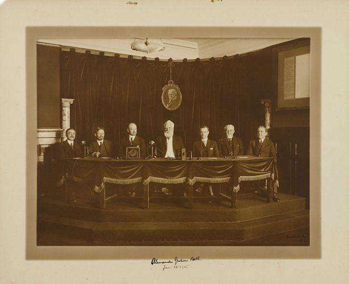 alexander_graham_bell_first_transcontinental_phone_call_25_jan_1915