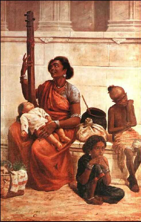 Raja_Ravi_Varma,_Gypsies_(1893).jpg